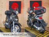 Мотоцикл aprilia scarabeo 400