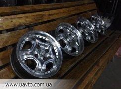 Диски R13 Lawu Daewoo Lanos 4*100 R13 Lawu