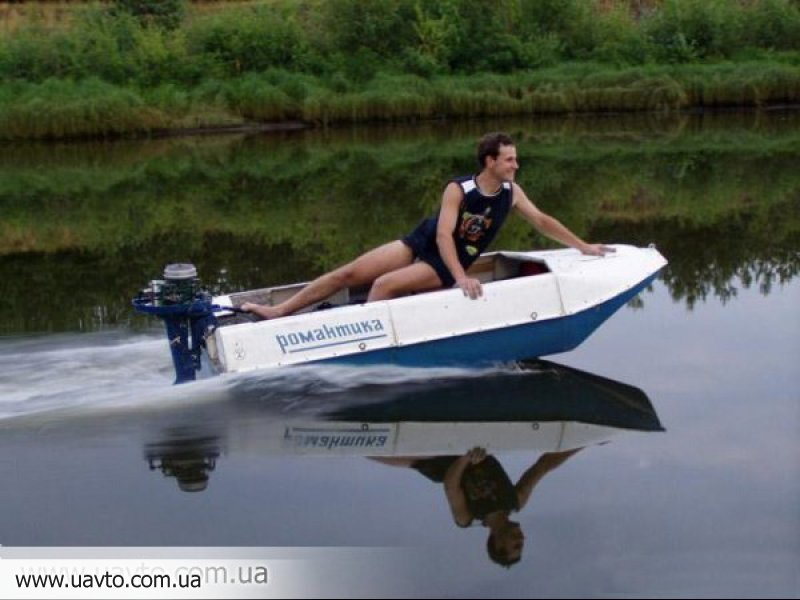 как сделать на лодку романтика колеса