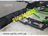 Снегоуборщик Отвал (лопата) для снега супер качества под МТЗ 80/82