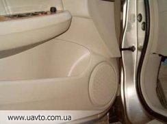 Динамики перед, зад  на Honda Accord CL7/9