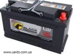 6СТ-100Ач Аккумулятор BlackHorse 800А