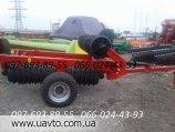 Трактор Каток почвообрабатывающий зубчато-кольчатый  КЗК-6-01