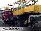 Автокран КС 3562Б