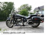 Мотоцикл Yamaha Midnight Star 1900