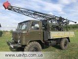Буровая установка Буровая установка УГБ 50 на базе Газ 66
