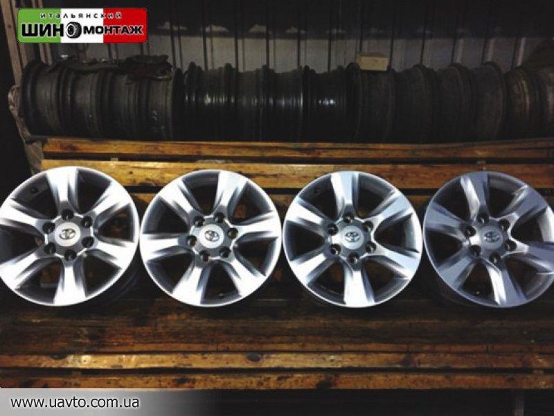 Диски R17 Toyota Prado 150 6*139,7 R17 Toyota