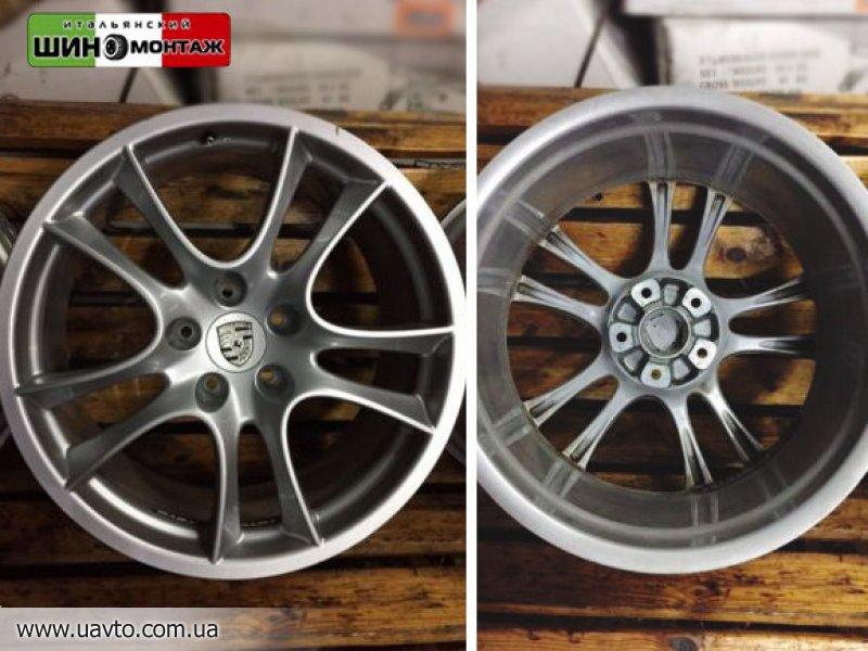 Диски R21 Porsche Cayenne GTS R21 5*130 Cayenne