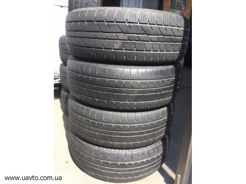 Шины 255/60R18 Continental Cross Contact LX
