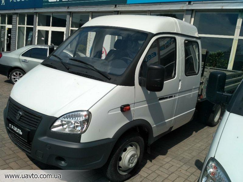 ГАЗ 330232-750