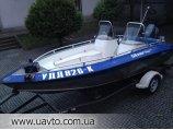 Лодка Silver Fox