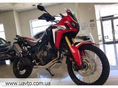 Мотоцикл Honda Africa twin