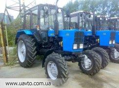 Трактор МТЗ Беларус-82.1-23/12-23/32