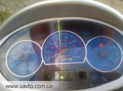 Скутер Znen ZN150T-18 150 4T