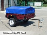 Прицеп Завод прицепов Лев прицеп Лев-16 по цене от завода