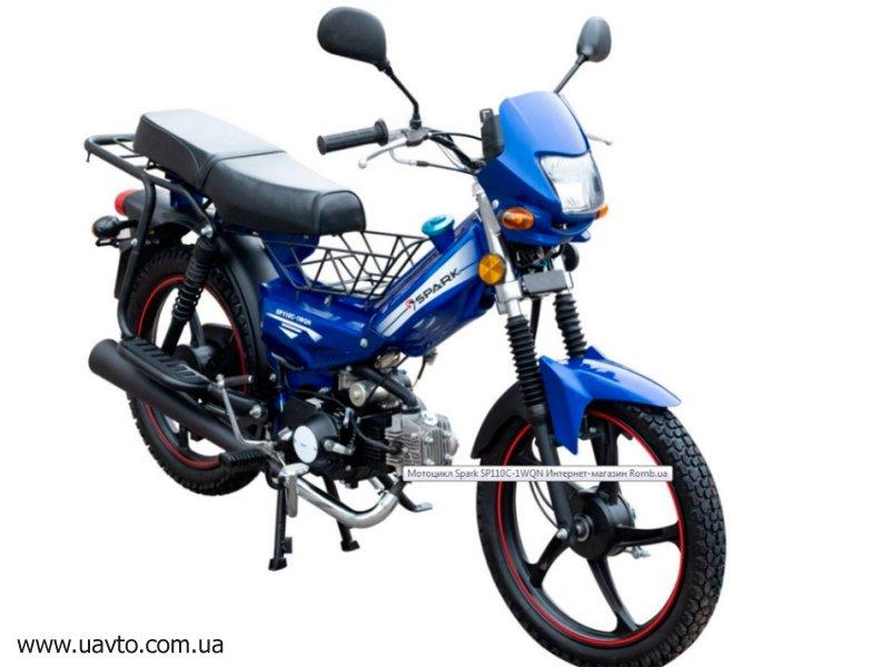 Мотоцикл SP110C-1WQN