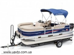 Понтон Sun Tracker Party Barge 18 DLX