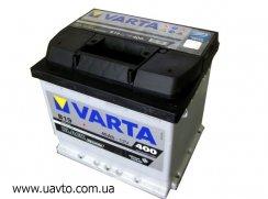 6СТ-45Ач Аккумулятор VartaBlack 400А