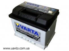 6СТ-56Ач Аккумулятор VartaBlack 480А