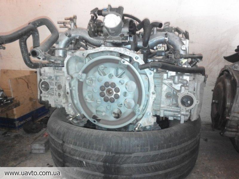 Двигатель Япония Subaru EJ202