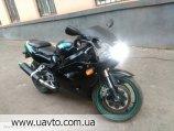 Мотоцикл KAWASAKI zxr 400