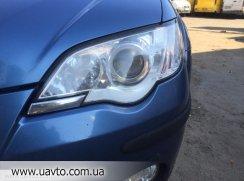 Фары Япония Subaru Legacy 06-09