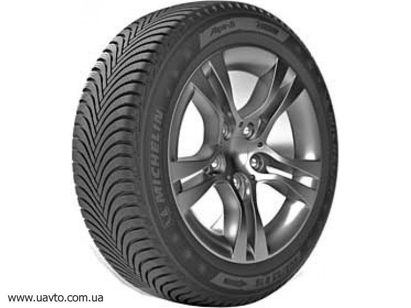Шины 225/55R17 Michelin Alpin A5