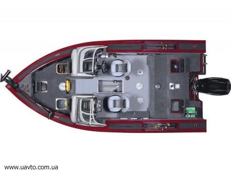 Катер Tracker Targa 18 Combo