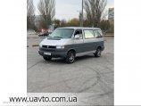 Volkswagen T4 (Transporter) груз