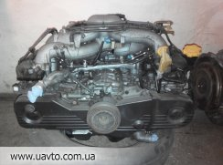Двигатель Япония Subaru EJ253