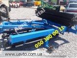 Трактор Каток измельчитель водоналивной гидрофицированный КЗК-6-04