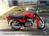 Мотоцикл Jawa 638