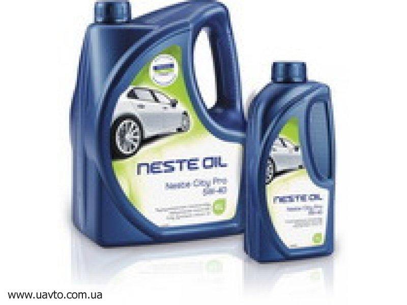 Масло моторное Neste Oil City Pro 5W-40