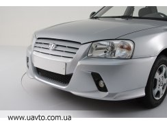 Бампер Хендай Акцент  Ю.Корея Hyundai Accent 1,2