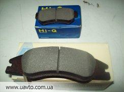 Колодки тормозные Корея ANAM, Hi-Q Автозапчасти для иномарок Магазин запчастей