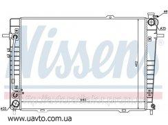 Радиатор охлаждения HYUNDAI TUCSON  Хундай (04-) 2.0 CRDi