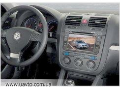 Голова Phantom Мультимедийный навигационный центр на VW (ФольксВаген)