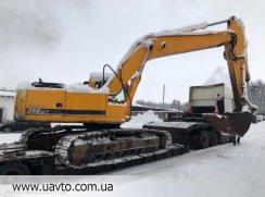Эвакуатор HYUNDAI  ROBEX 250LC-7