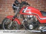 Мотоцикл HONDA CB450N
