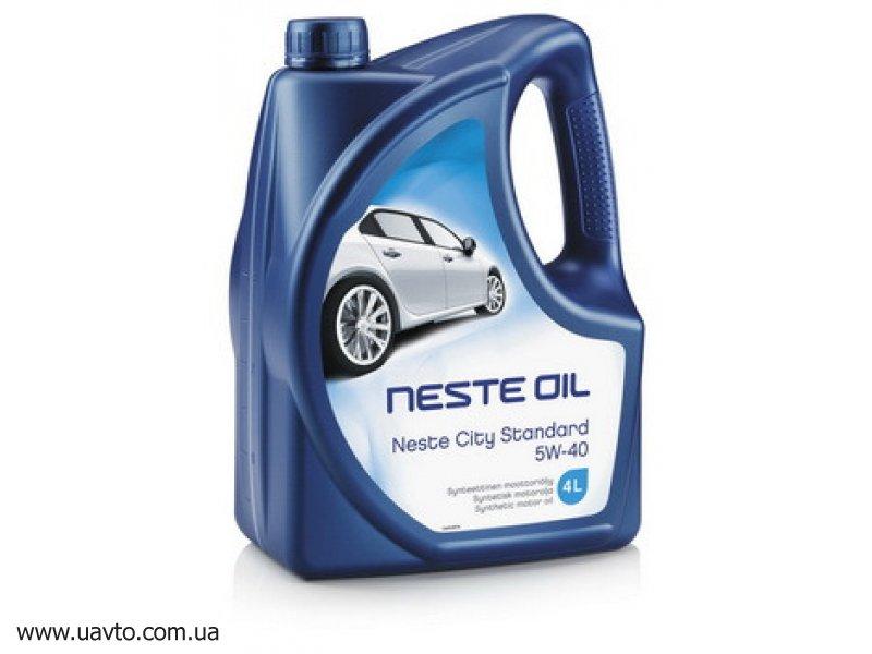 Масло моторное Neste Oil City Standard 5W-40