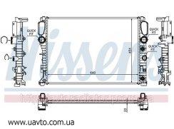 Радиатор авто MERCEDES / Мерседес CLS-CLASS W 219 (04-)