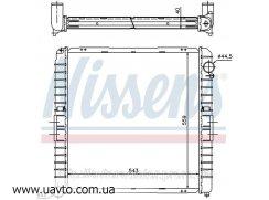 Радиатор охлаждения IVECO EUROCARGO E15 Ивеко Еврокарго 91- 95