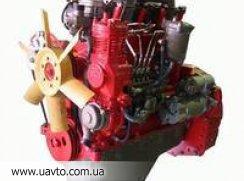 Двигатель Россия ГАЗ 3309 турбодизель