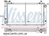 Радиатор двигателя NISSAN NISSAN SUNNY B1