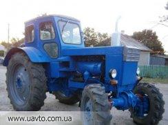 Трактор ЛТЗ 40