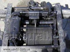 ЛЕБЕДКИ  Лебедка ЗИЛ-131 УрАЛ-4320 ГАЗ-66 конверсия