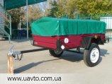 Прицеп Завод прицепов Лев прицеп Лев-11 20 к легковому авто с завода