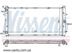 Радиатор двигателя VOLKSWAGEN TRANSPORTER Транспортер Т4 VW