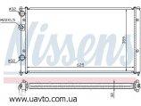 Радиатор охлаждения SEAT CORDOBA (93-) 2.0
