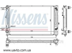 Радиатор Behr, Nissens Ауди А 4  С 4 (94-) 1